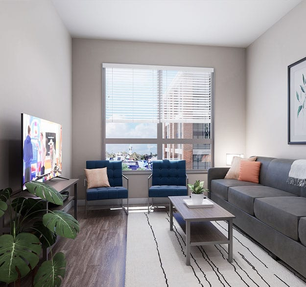 Contemporary Apartments - Image 01